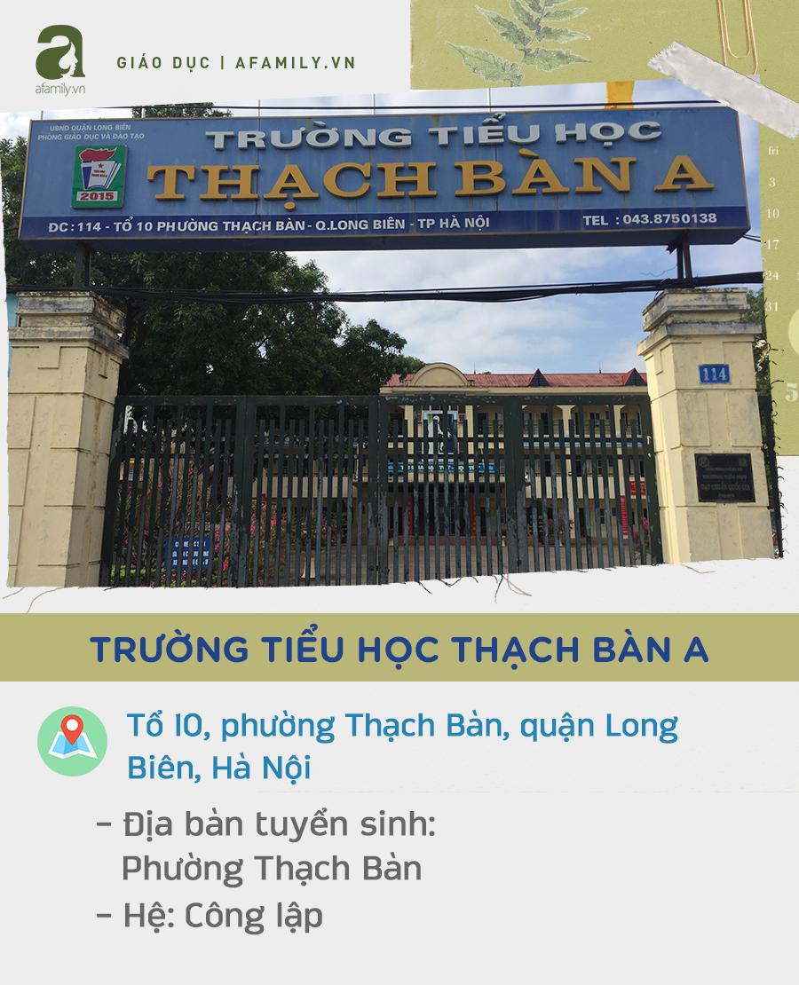 Danh sách các 29 trường tiểu học ở quận Long Biên, đặc biệt nhất là trường này dạy chương trình song ngữ hệ Cambridge - Ảnh 14.