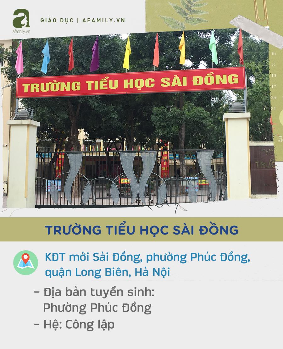 Danh sách các 29 trường tiểu học ở quận Long Biên, đặc biệt nhất là trường này dạy chương trình song ngữ hệ Cambridge - Ảnh 17.