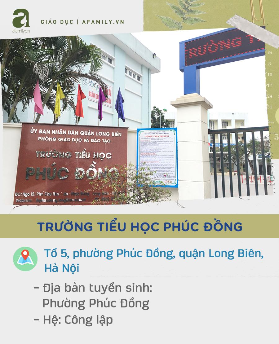 Danh sách các 29 trường tiểu học ở quận Long Biên, đặc biệt nhất là trường này dạy chương trình song ngữ hệ Cambridge - Ảnh 16.