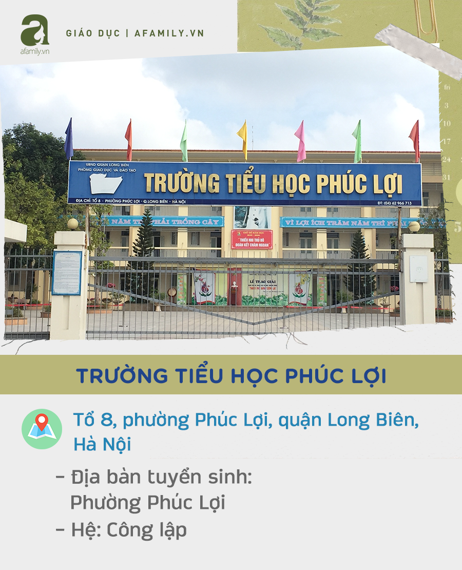 Danh sách các 29 trường tiểu học ở quận Long Biên, đặc biệt nhất là trường này dạy chương trình song ngữ hệ Cambridge - Ảnh 25.