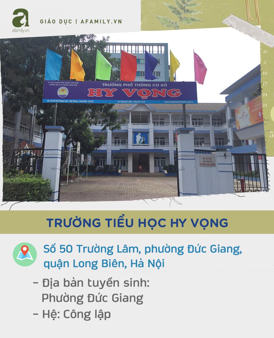 Danh sách các 29 trường tiểu học ở quận Long Biên, đặc biệt nhất là trường này dạy chương trình song ngữ hệ Cambridge - Ảnh 19.
