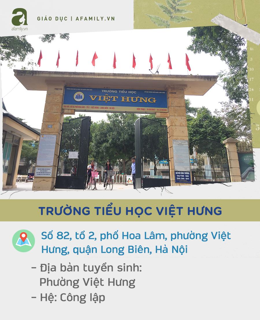 Danh sách các 29 trường tiểu học ở quận Long Biên, đặc biệt nhất là trường này dạy chương trình song ngữ hệ Cambridge - Ảnh 8.