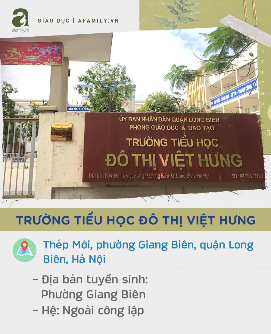Danh sách các 29 trường tiểu học ở quận Long Biên, đặc biệt nhất là trường này dạy chương trình song ngữ hệ Cambridge - Ảnh 3.
