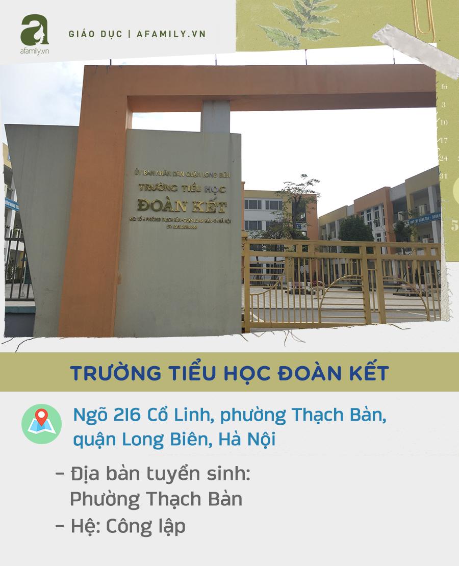 Danh sách các 29 trường tiểu học ở quận Long Biên, đặc biệt nhất là trường này dạy chương trình song ngữ hệ Cambridge - Ảnh 22.