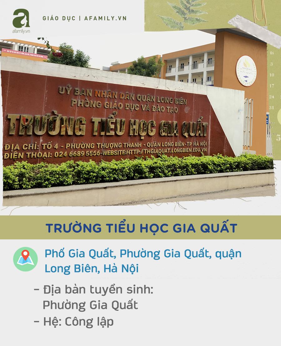 Danh sách các 29 trường tiểu học ở quận Long Biên, đặc biệt nhất là trường này dạy chương trình song ngữ hệ Cambridge - Ảnh 2.
