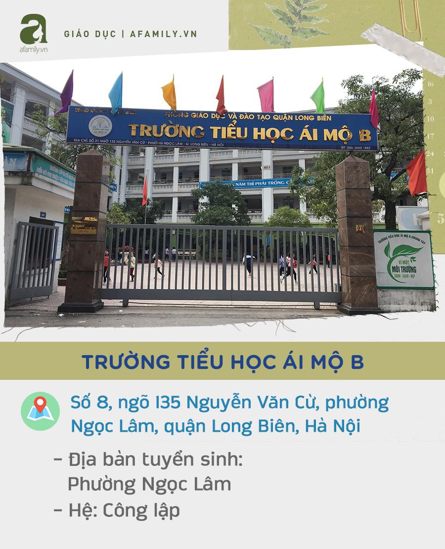Danh sách các 29 trường tiểu học ở quận Long Biên, đặc biệt nhất là trường này dạy chương trình song ngữ hệ Cambridge - Ảnh 6.