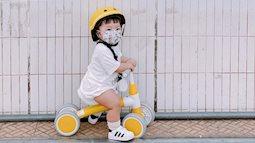 """Bộ ảnh """"Ủn xe 1 vòng Đà Lạt"""" của cậu nhóc 11 tháng tuổi khiến dân mạng thích thú thốt lên: """"Cute lạc lối là có thật"""""""
