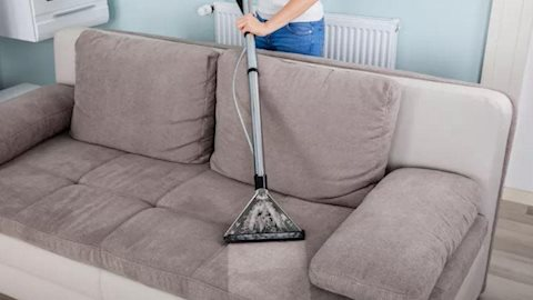 Dịch vụ dọn vệ sinh Aplite Việt Nam - Cách giặt sofa nhung và nệm mút hiệu quả