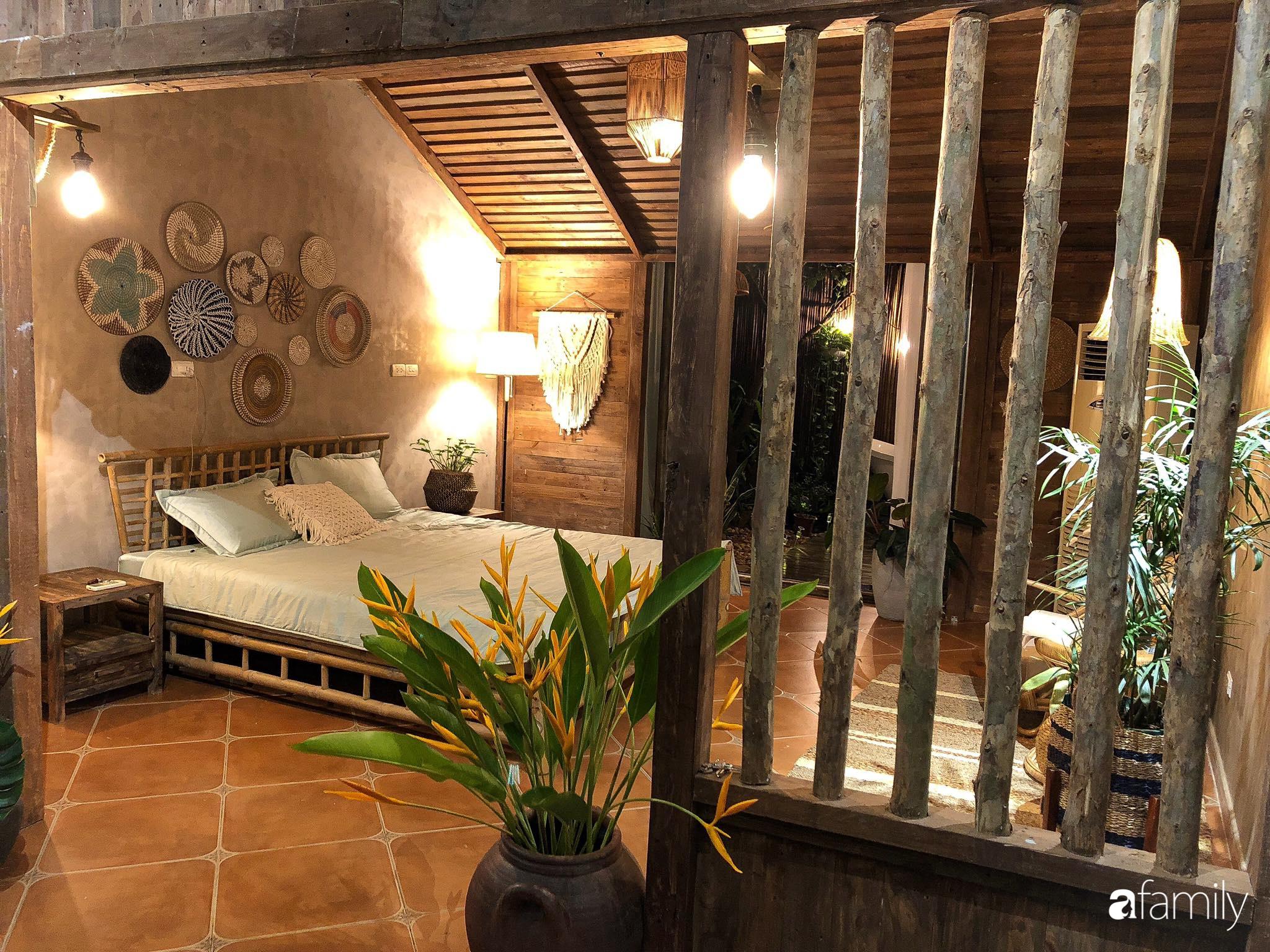 Chỉ hai tuần cải tạo với chi phí 133 triệu đồng, căn nhà cũ biến thành không gian đẹp như resort cao cấp giữa lòng Hà Nội - Ảnh 5.