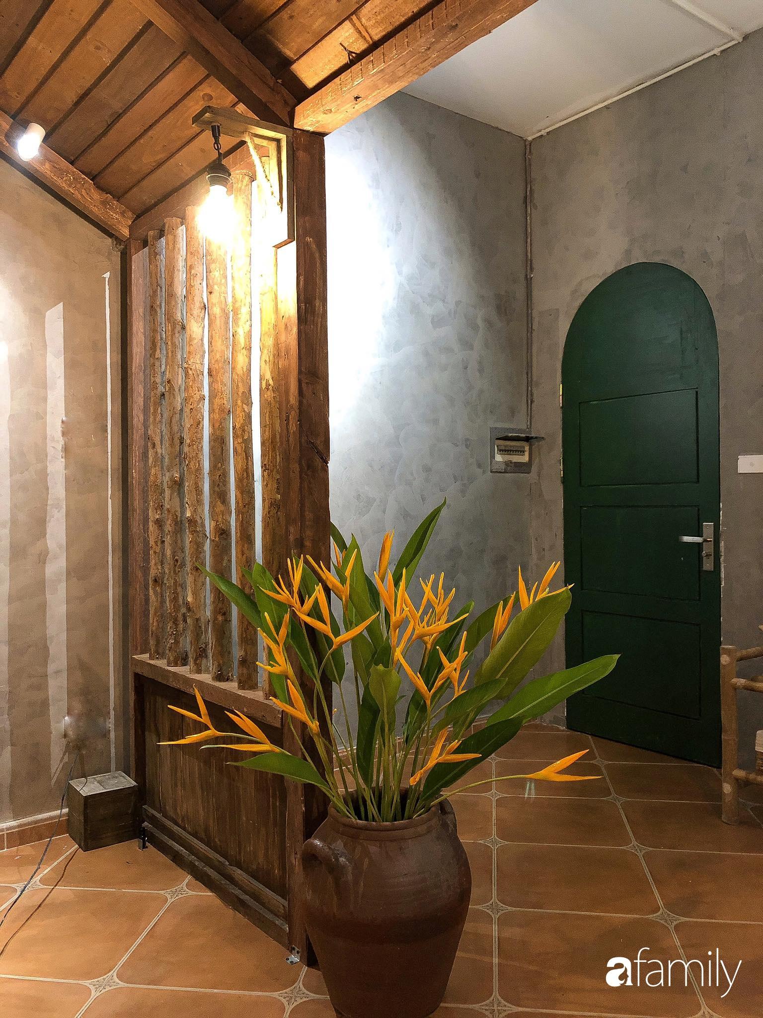 Chỉ hai tuần cải tạo với chi phí 133 triệu đồng, căn nhà cũ biến thành không gian đẹp như resort cao cấp giữa lòng Hà Nội - Ảnh 9.