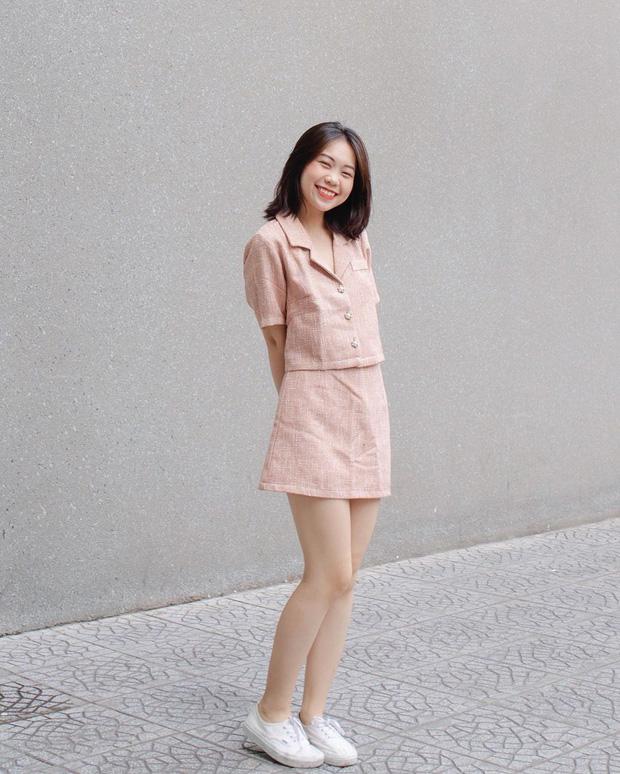 Vụng khoản mix đồ, các nàng cứ diện cả set đồng bộ là có ngay style chuẩn như gái Hàn mà chẳng phải cố  - Ảnh 23.