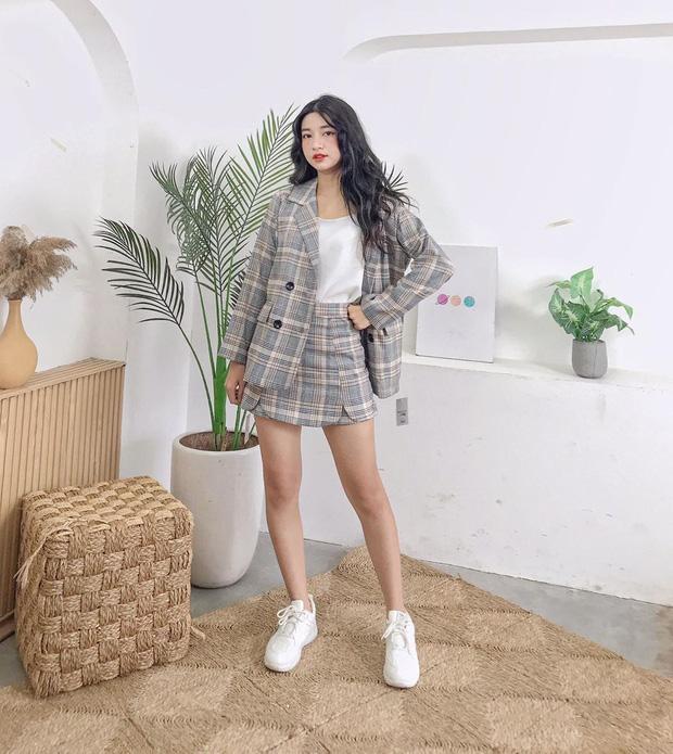 Vụng khoản mix đồ, các nàng cứ diện cả set đồng bộ là có ngay style chuẩn như gái Hàn mà chẳng phải cố  - Ảnh 17.