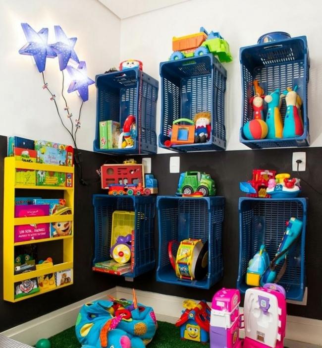 Nâng cấp căn phòng của bé thành không gian mới lạ với những cách vô cùng hiệu quả và tiết kiệm chi phí - Ảnh 9.