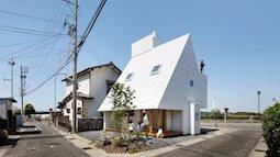 Ngôi nhà 66m² sở hữu 3 ban công hướng biển tuyệt đẹp với phong cách thiết kế chuẩn người Nhật