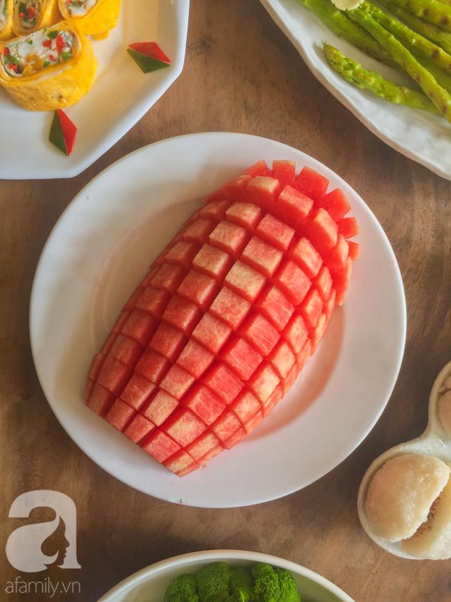 Mâm cơm cuối tuần 7 món ngon đẹp dễ nấu mẹ nào cũng trổ tài làm được - Ảnh 14.