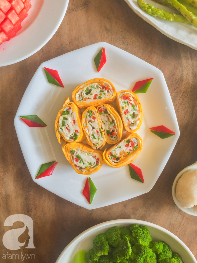 Mâm cơm cuối tuần 7 món ngon đẹp dễ nấu mẹ nào cũng trổ tài làm được - Ảnh 10.