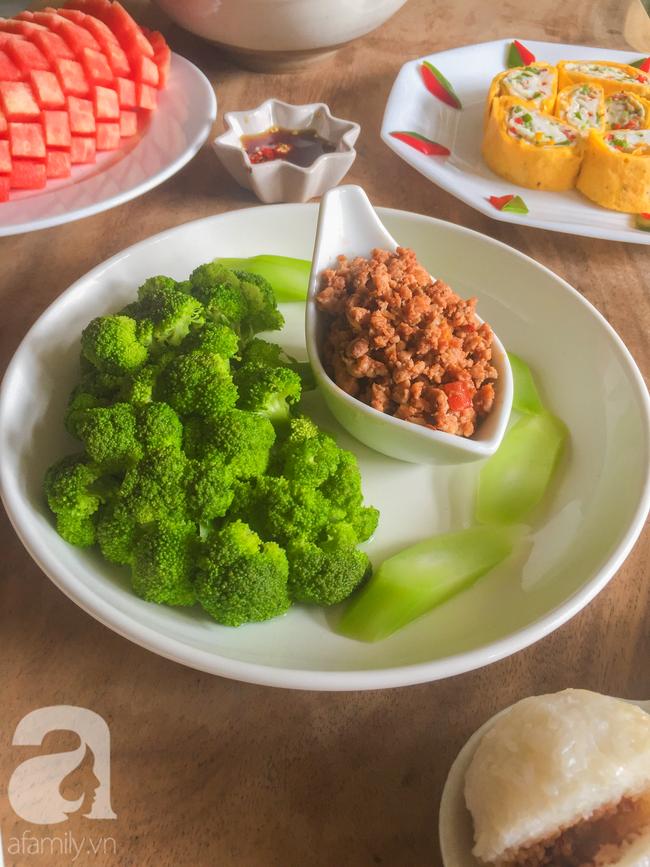 Mâm cơm cuối tuần 7 món ngon đẹp dễ nấu mẹ nào cũng trổ tài làm được - Ảnh 4.