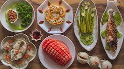 Mâm cơm cuối tuần 7 món ngon đẹp dễ nấu mẹ nào cũng trổ tài làm được