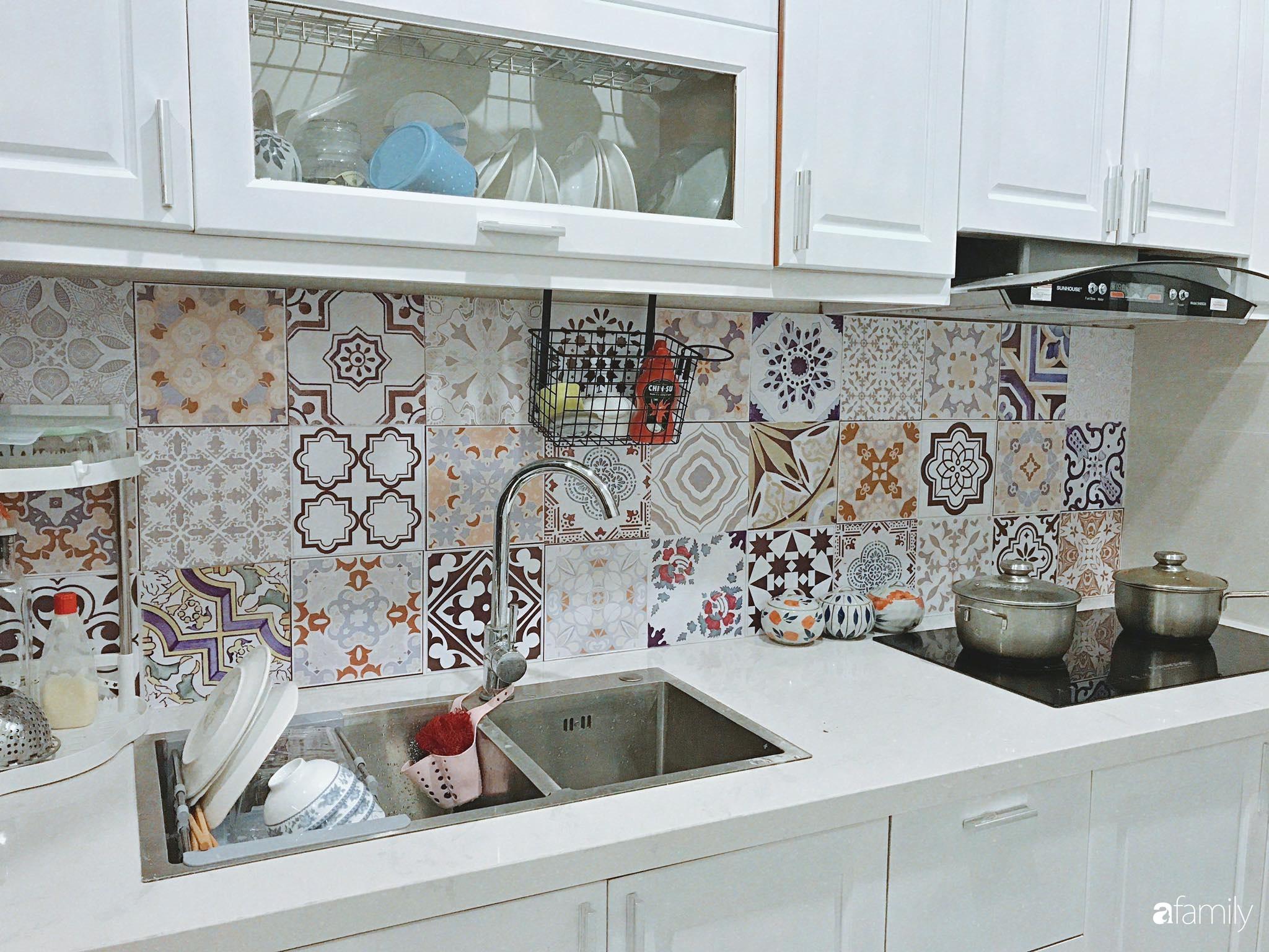 Căn bếp vừa gọn vừa xinh sau khi cải tạo với chi phí 2,6 triệu đồng của cô gái Hà Nội - Ảnh 10.