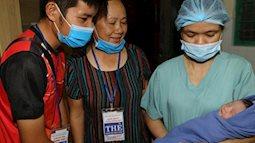 Mẹ con sản phụ mắc hội chứng tăng đông máu hiếm gặp được cứu sống