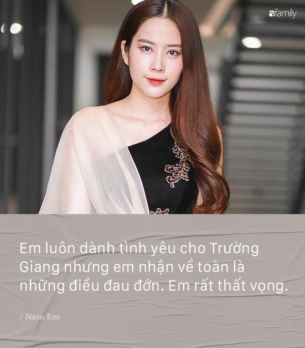 Dàn mỹ nhân Việt khổ sở vì vướng tin đồn Tuesday: Nam Em bị Trường Giang cảnh cáo, Hồng Quế không ngại đối đầu làm rõ - Ảnh 2.
