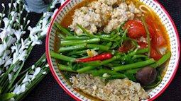 Food Blogger Liên Ròm bày cách nấu canh bún chay mà không cần đậu hũ, ngon đến bất ngờ!