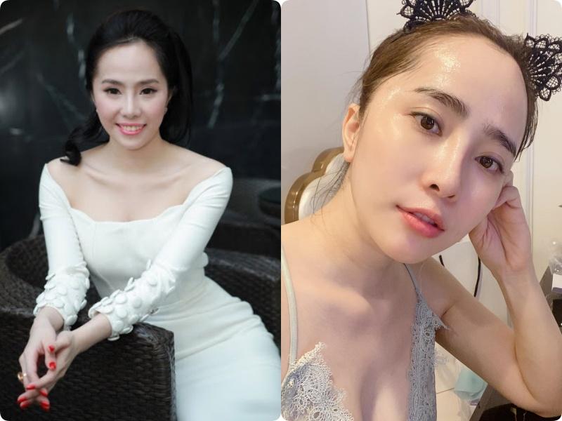 So bì độ sexy của 2 nàng đệm Quỳnh: Quỳnh Nga - cô