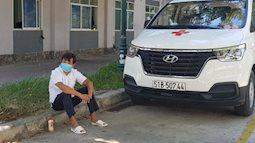 Ông Đoàn Ngọc Hải muốn bán chiếc ô tô cổ Daihatsu Series 1000