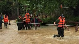 Phú Thọ: Mưa lớn khiến 2 người chết, 7 người bị thương
