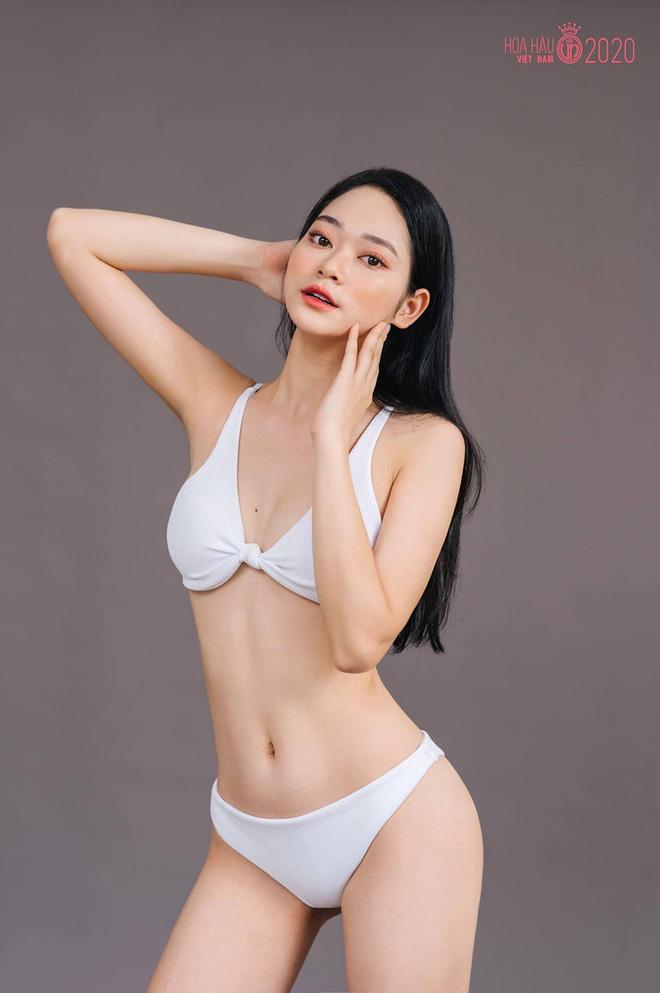 Nhan sắc dàn người đẹp gây tiếc nuối khi bị loại khỏi Hoa hậu Việt Nam 2020 - Ảnh 16.
