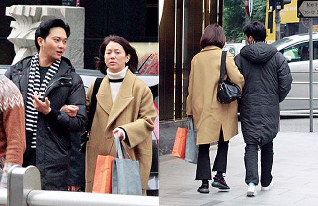 Chuyện tình đẹp giữa Viên Vịnh Nghi và Trương Trí Lâm: 27 năm bên nhau vẫn ngày ngày nắm tay cùng đi mua sắm, 12 năm che giấu sự nổi tiếng của mình với con trai - Ảnh 8.