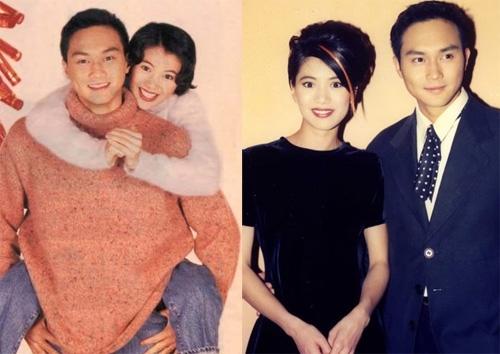Chuyện tình đẹp giữa Viên Vịnh Nghi và Trương Trí Lâm: 27 năm bên nhau vẫn ngày ngày nắm tay cùng đi mua sắm, 12 năm che giấu sự nổi tiếng của mình với con trai - Ảnh 3.