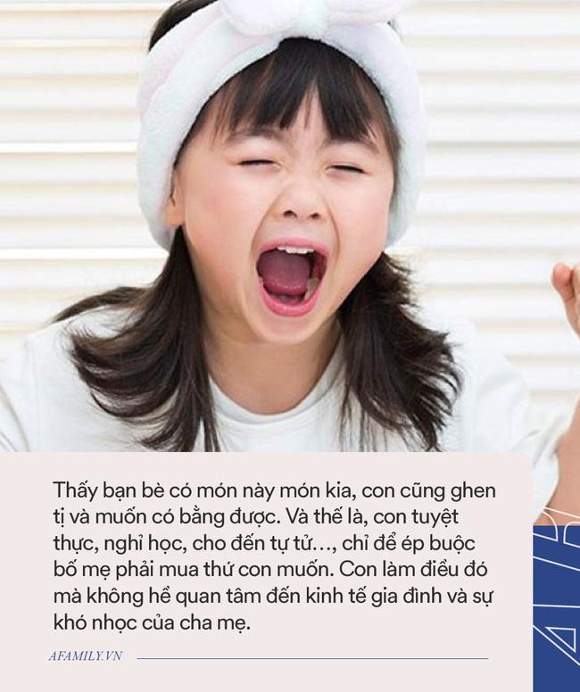 3 hành động tưởng chừng bình thường nhưng lại chỉ ra con đang có vấn đề nghiêm trọng, bố mẹ cần uốn nắn ngay kẻo muộn - Ảnh 3.