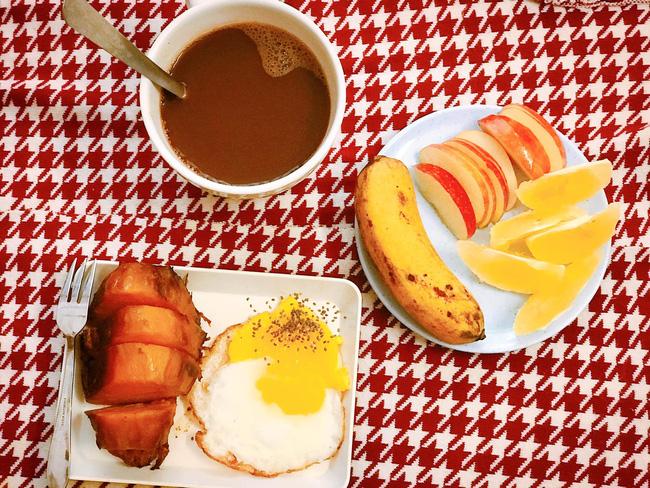 Hội chị em giảm cân không thể bỏ qua loạt thực đơn khoai lang ăn cả tuần không chán do 9X mặt đẹp dáng xinh chia sẻ - Ảnh 5.