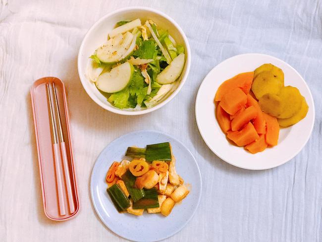 Hội chị em giảm cân không thể bỏ qua loạt thực đơn khoai lang ăn cả tuần không chán do 9X mặt đẹp dáng xinh chia sẻ - Ảnh 11.