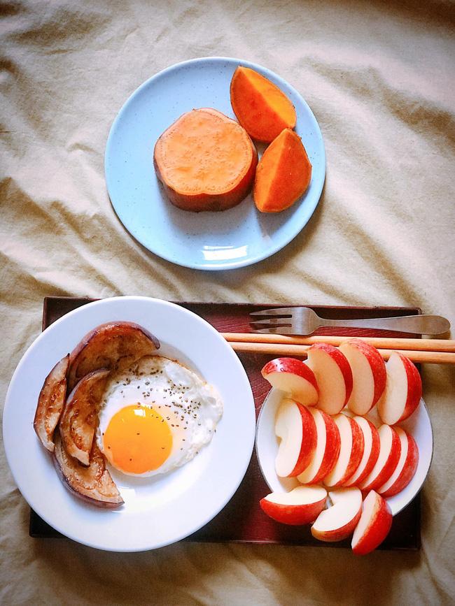 Hội chị em giảm cân không thể bỏ qua loạt thực đơn khoai lang ăn cả tuần không chán do 9X mặt đẹp dáng xinh chia sẻ - Ảnh 4.