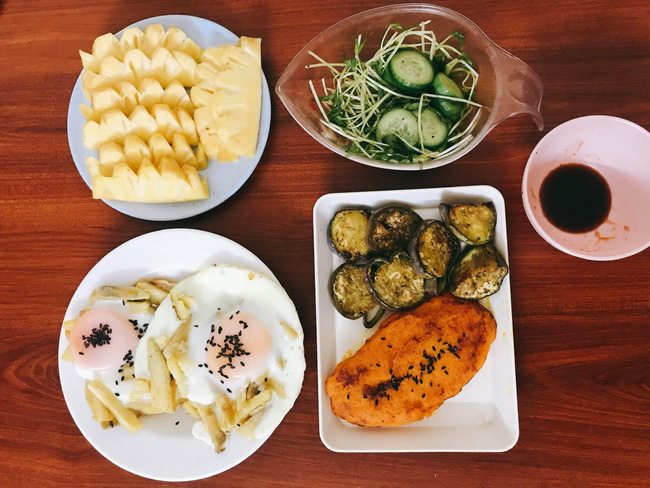 Hội chị em giảm cân không thể bỏ qua loạt thực đơn khoai lang ăn cả tuần không chán do 9X mặt đẹp dáng xinh chia sẻ - Ảnh 9.