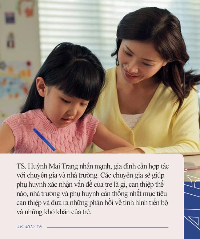 Con học trước quên sau, mãi không đếm được từ 1 tới 10: Bố mẹ cứ ngỡ con học chậm mà chẳng ngờ con mắc phải hội chứng này - Ảnh 4.