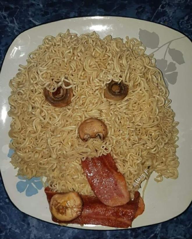 18 món ăn của vài người có óc sáng tạo quái dị, nhìn 1 lần là sợ, cho tiền cũng không dám ăn - Ảnh 1.