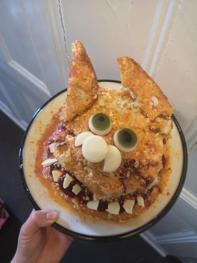 18 món ăn của vài người có óc sáng tạo quái dị, nhìn 1 lần là sợ, cho tiền cũng không dám ăn - Ảnh 17.