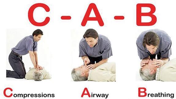 Bệnh nhân ngừng tuần hoàn thoát chết trong gang tấc ở Bệnh viện 108: Quy tắc ABC và 3 phút VÀNG cấp cứu - Ảnh 2.