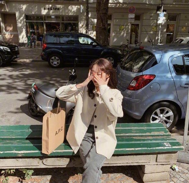 Gái Hàn có 3 style đinh mùa lạnh, muốn sang chảnh hay thoải mái thì bạn cứ áp theo là đẹp - Ảnh 8.