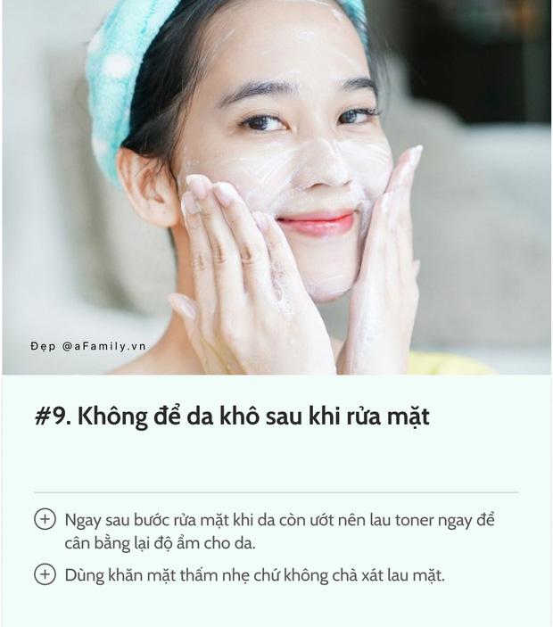 12 điều bác sĩ da liễu muốn các chị em nhớ kỹ để mặt tiền sáng mịn: Da đẹp không phải tự nhiên mà có! - Ảnh 9.