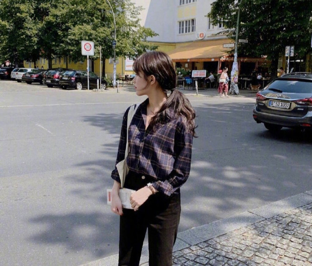 Gái Hàn có 3 style đinh mùa lạnh, muốn sang chảnh hay thoải mái thì bạn cứ áp theo là đẹp - Ảnh 10.