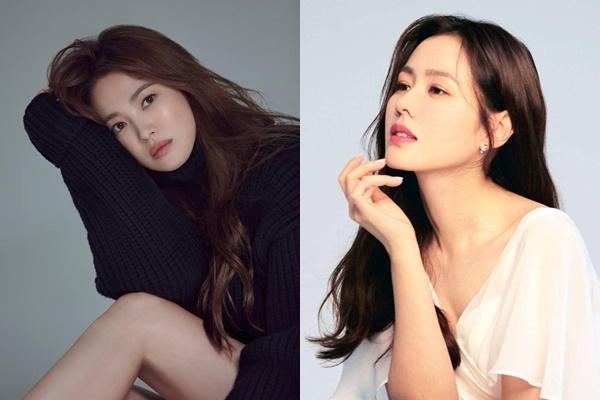 Song Hye Kyo vừa tung ảnh cận mặt đã ngay lập tức bị so sánh với Son Ye Jin, nhìn thế này thì ai nghĩ hơn tuổi? - Ảnh 3.