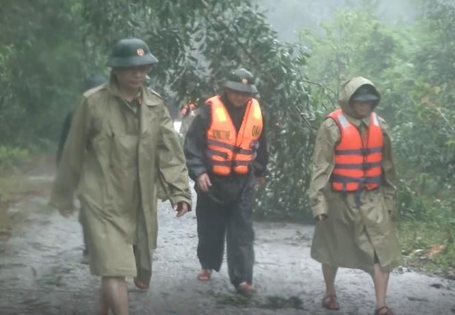 Những hình ảnh cuối cùng của thiếu tướng Nguyễn Văn Man và Đoàn công tác tại Trạm 67 - Ảnh 3.