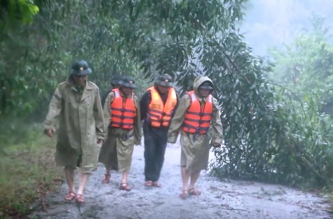 Những hình ảnh cuối cùng của thiếu tướng Nguyễn Văn Man và Đoàn công tác tại Trạm 67 - Ảnh 4.