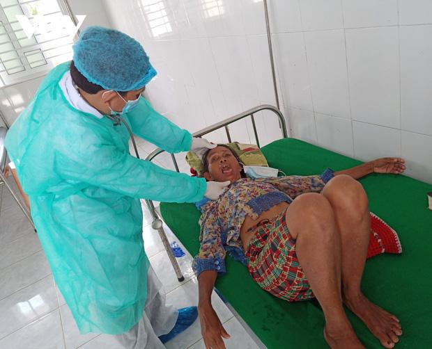 Bạch hầu tăng trở lại - Ngành y tế Đắk Lắk chạy theo các ổ dịch - Ảnh 1.