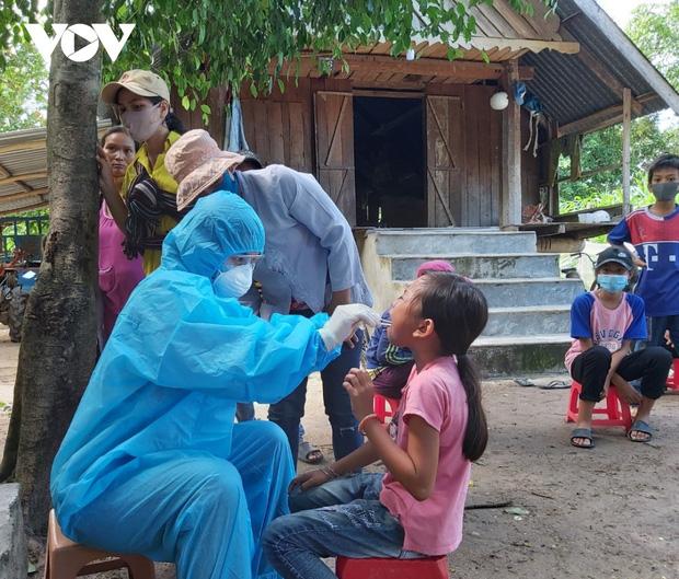 Bạch hầu tăng trở lại - Ngành y tế Đắk Lắk chạy theo các ổ dịch - Ảnh 2.