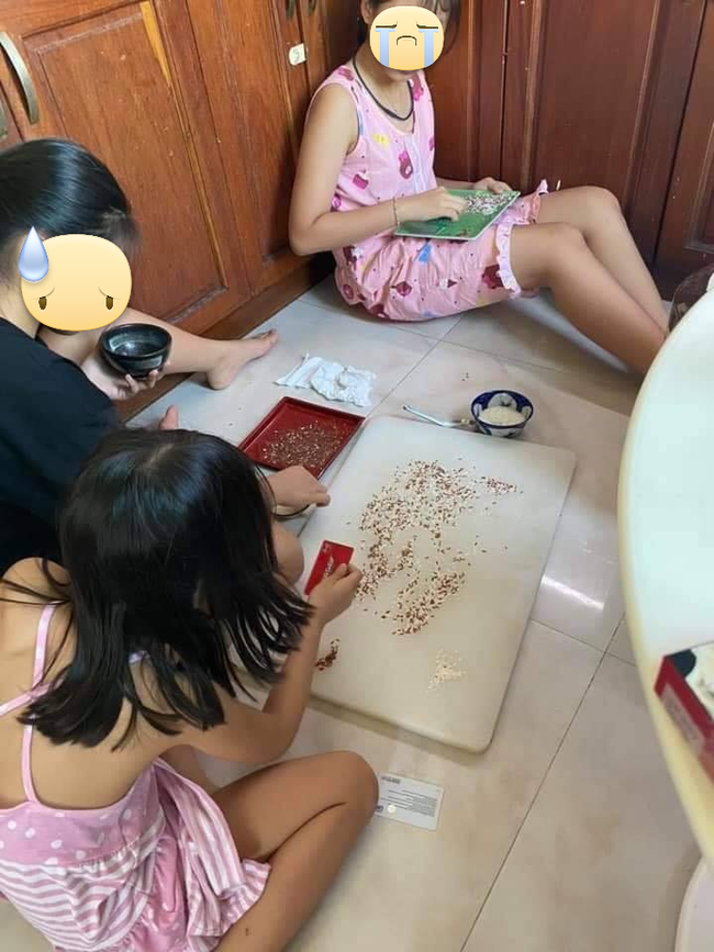 Trò chơi cực thú vị cho trẻ nhỏ ngày cuối tuần, bố mẹ nào đang muốn con
